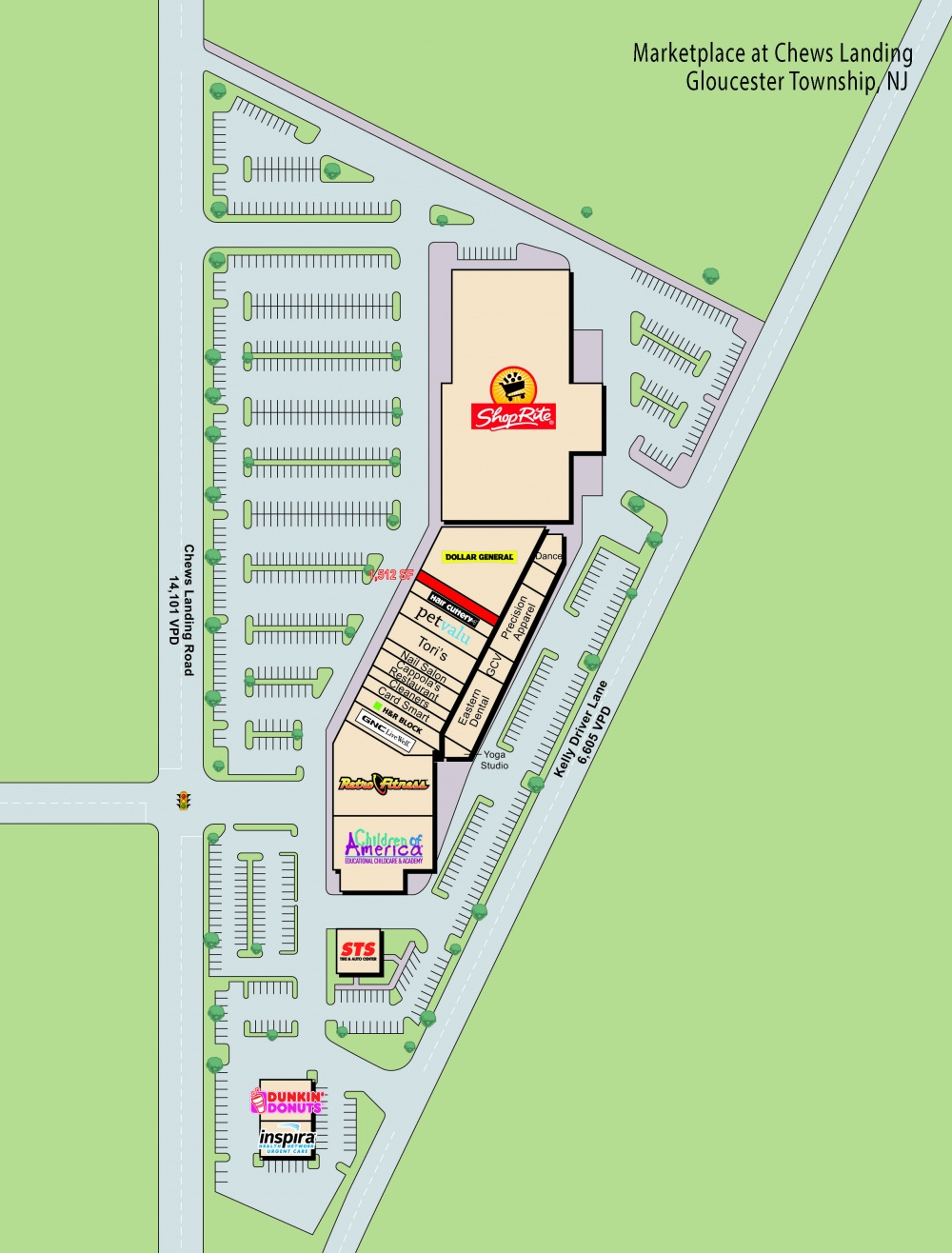 paramount realty services marketplace at chews landing