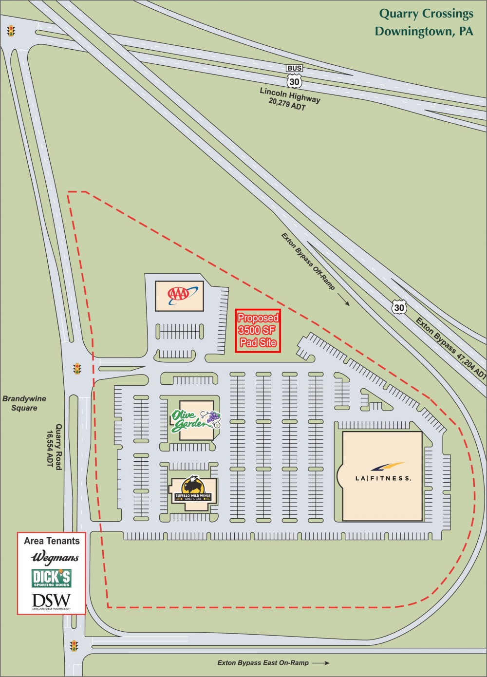 Paramount Realty Services Quarry Crossings